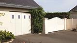 Portes de garage Luynes