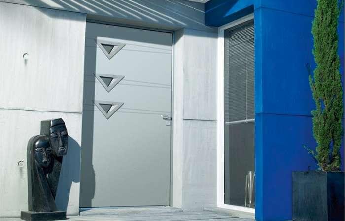 portes PVC Stores Honorat