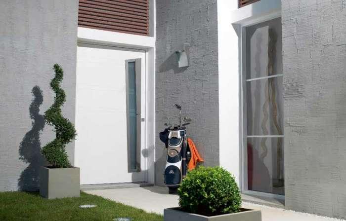 portes PVC Aix
