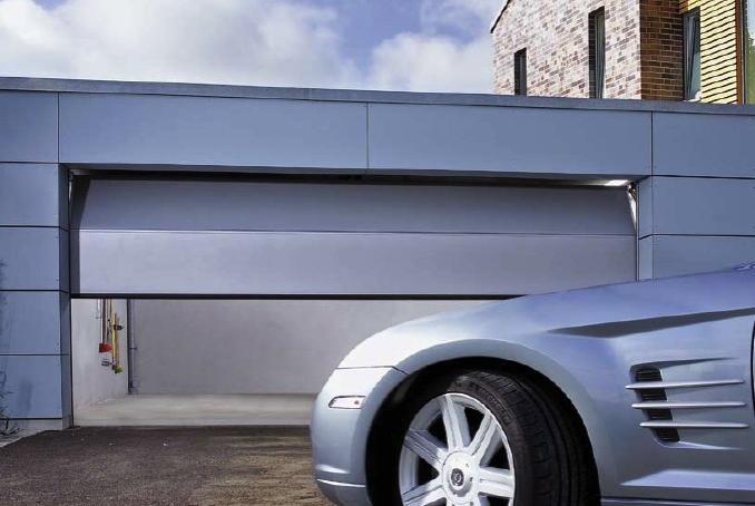 Portes de garage - Luynes