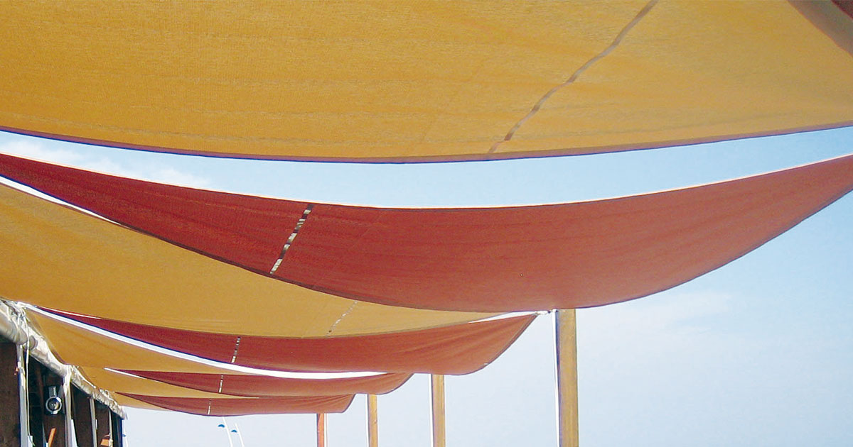 Voiles d'ombrage Aix en provence